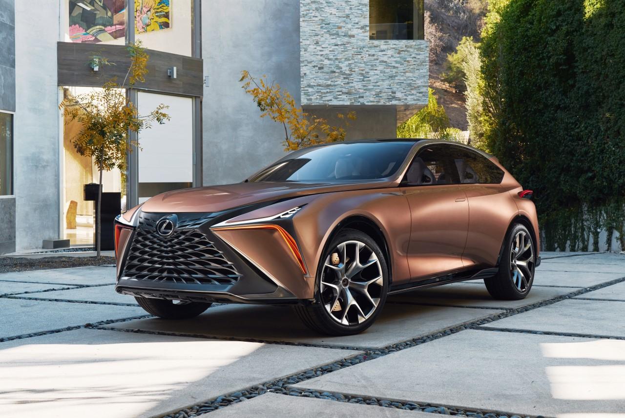 Koncepcyjny Lexus LF-1 Limitless – cztery aspekty odważnego designu flagowego crossovera Lexusa