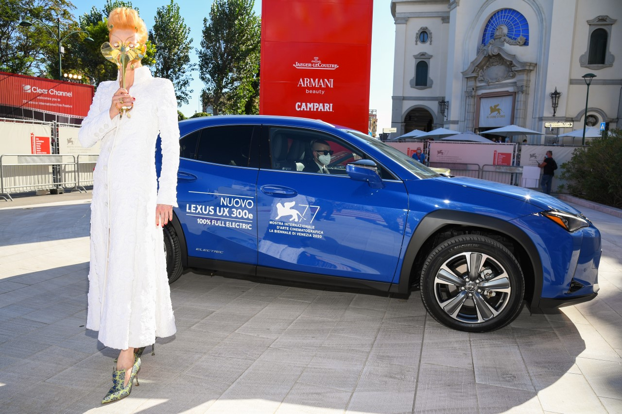A világsztárok mellett a Lexus is reflektorfénybe került a Velencei Nemzetközi Filmfesztiválon