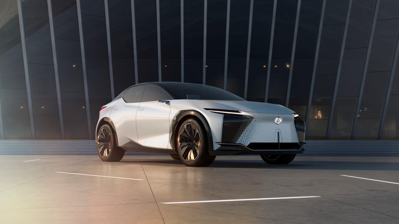 Íme az LZ-Electrified: a Lexus új korszakának víziója és előhírnöke