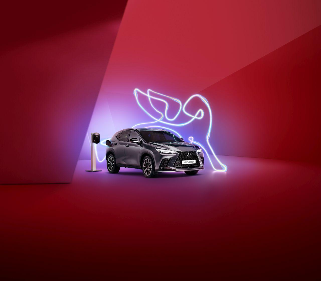 Lexus po raz piąty oficjalnym dostawcą samochodów na międzynarodowy Festiwal Filmowy w Wenecji