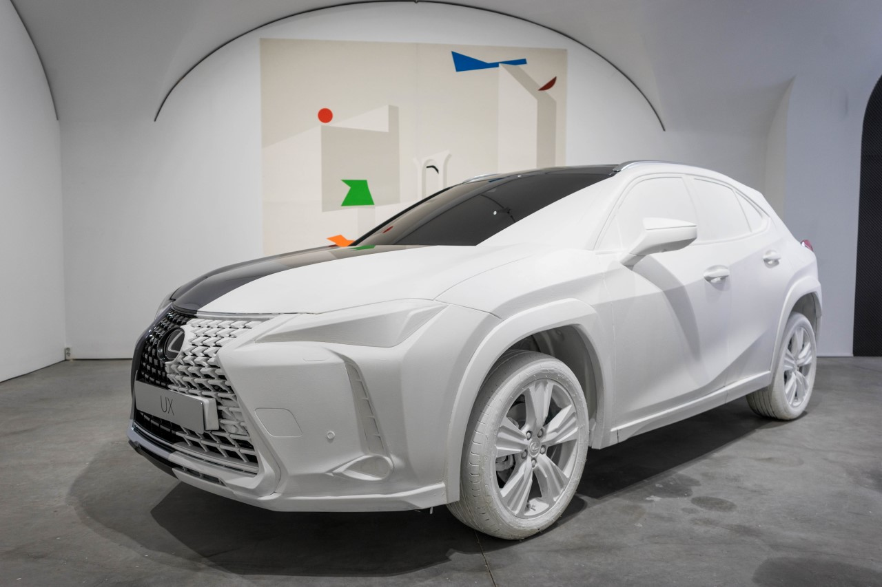 Lexus otevřel v Lisabonu pop-up galerii