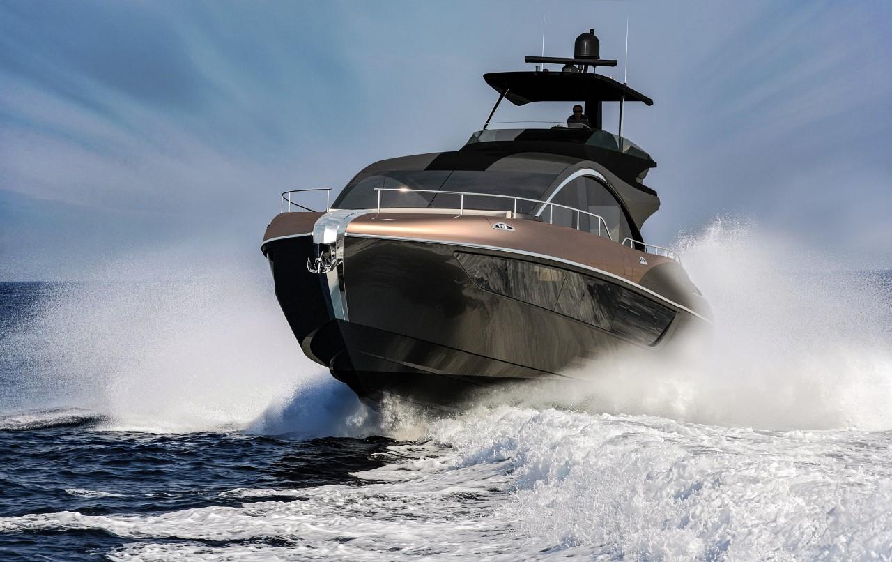 Premiera luksusowego jachtu Lexus LY 650