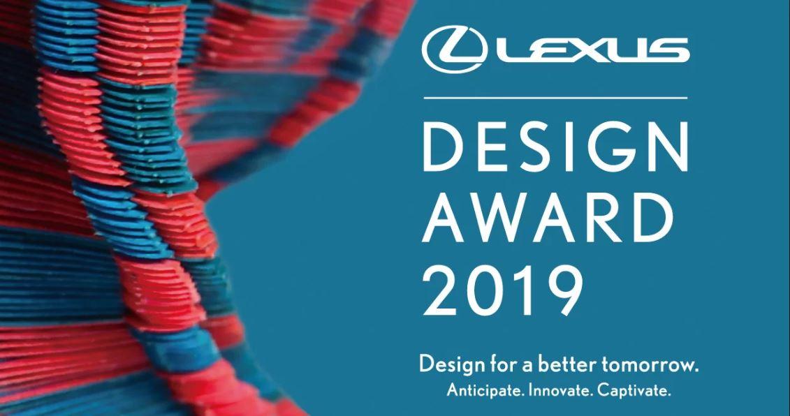 Nowi eksperci w dziedzinie technologii i designu w jury i zespole mentorów konkursu Lexus Design Award 2019