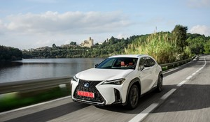 Press kit - NOWY LEXUS UX 2019