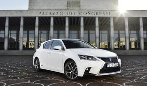 Press Kit - LEXUS CT 200h – NOVÁ TVÁR, NOVÁ CENA