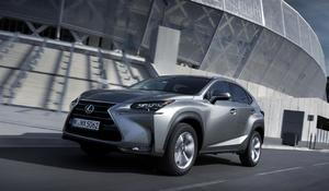 Press kit - Lexus NX 200t