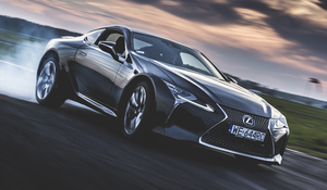 Lexus Driving Emotions – 4. ročník