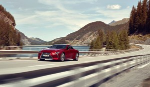 Lexus LC podwójnym finalistą World Car of the Year