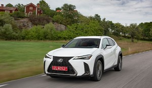Press kit - NOWY LEXUS UX