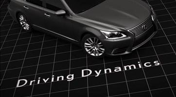 2012 Lexus LS Driving Dynamic