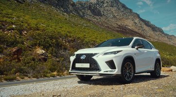 2020 Lexus RX 450h reveal movie