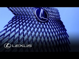 2018 Lexus LS | Stories of Brave Design – Chapter 4: Spindle Grille